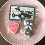 バレンタインオーダークッキー&プレゼント