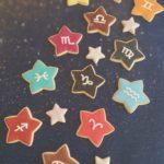 星座クッキー