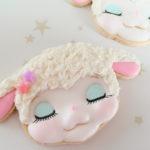 Meet the Cupcakeさんのぷくぷくほっぺひつじちゃんレッスン