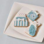ブルークレールのアイシングクッキー