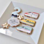 新幹線クッキー