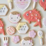お食い初めクッキー
